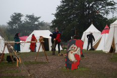 Bodelwyddan Re-enactment Camp 2008